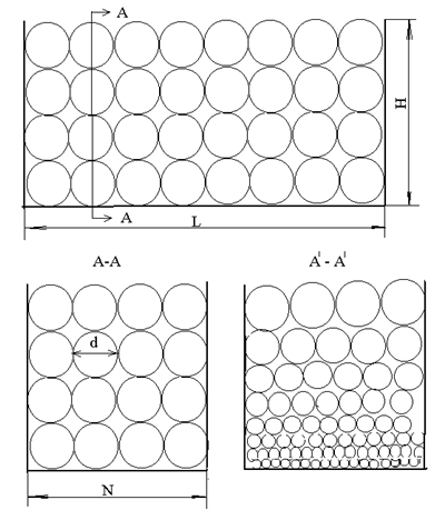 объема электролизера (К2);