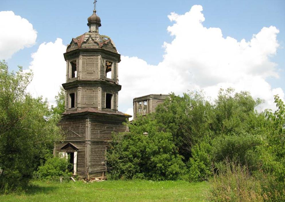 Храм во имя святых чудотворцев Космы и Дамиана с. Кармалейка
