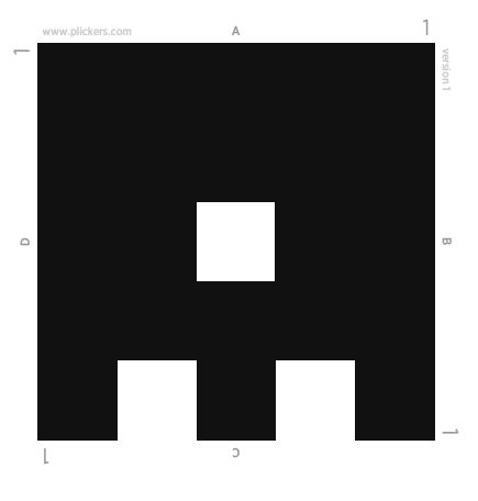 Карточка с QR-кодом