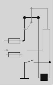 Третий вариант несанкционированной схемы