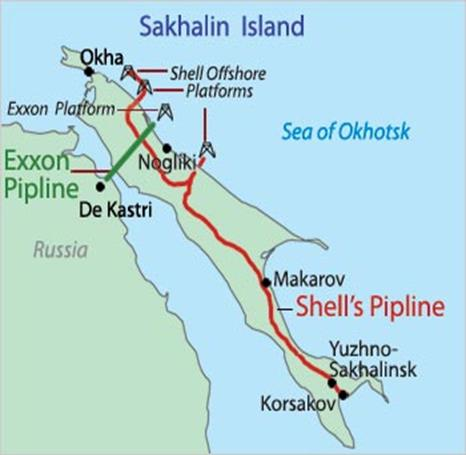 sakhalin case negotiation process Chapter sakhalin energy investment company managed as a result of the land allocation process in the case of the sakhalin ii final negotiation.
