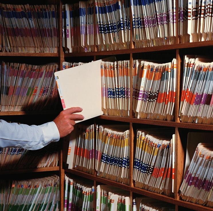 Бухгалтерские документы с онлайн-доступом